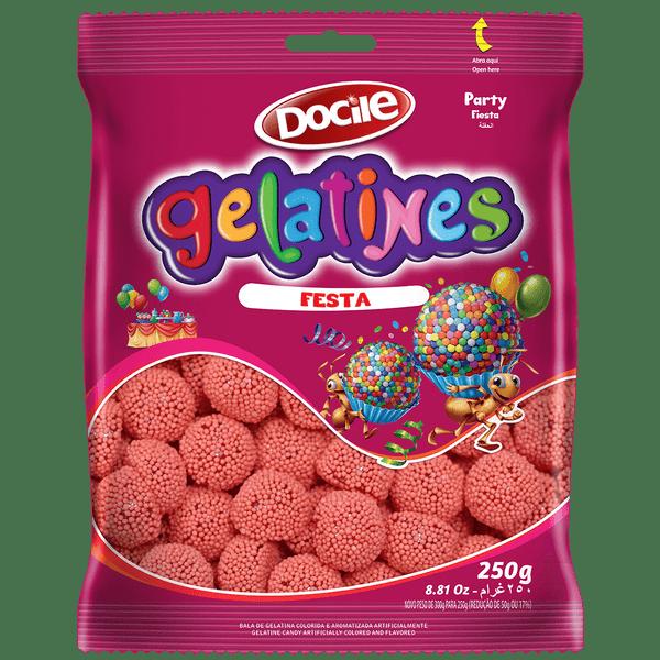 bala-de-gelatina-framboesa-rosa