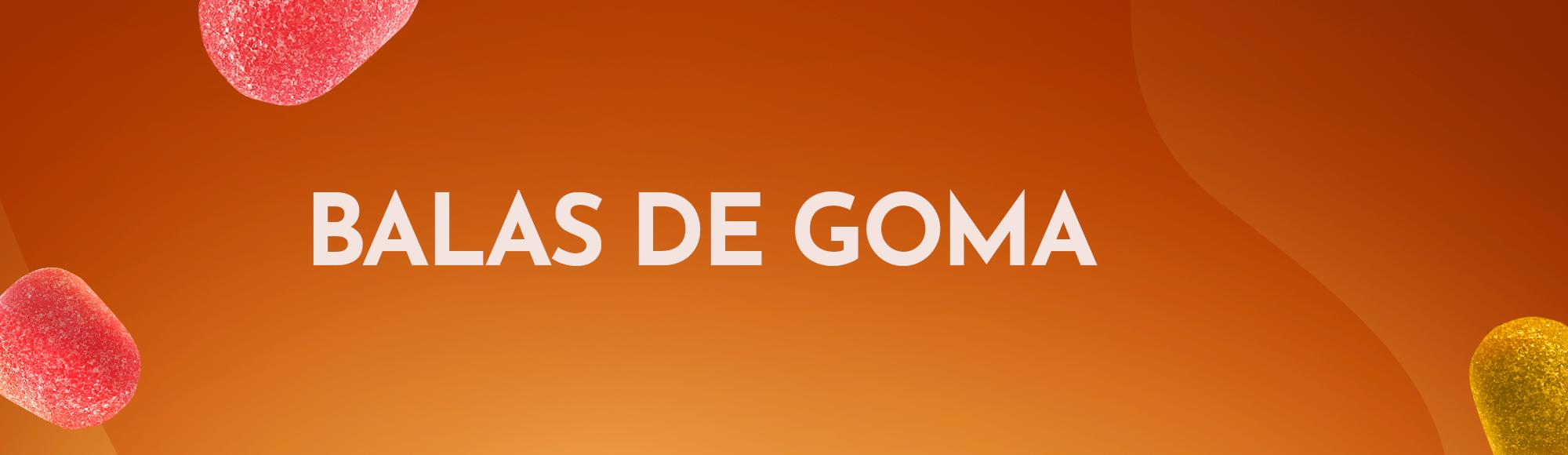 Balas de Goma
