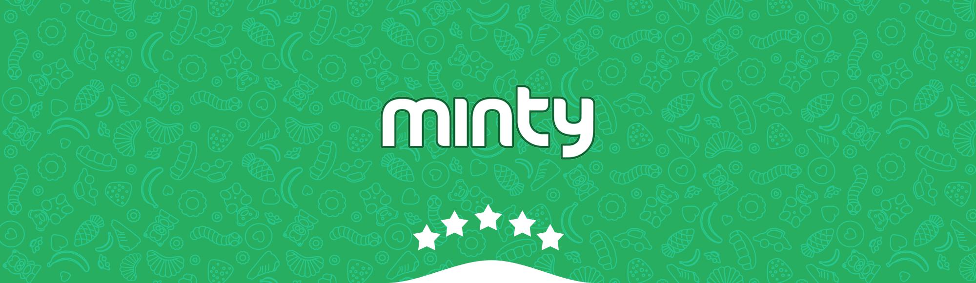 Banner Minty