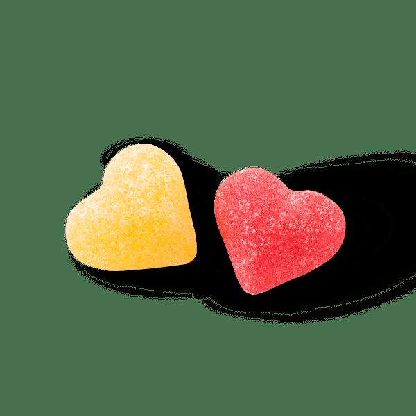 Bala-de-goma-mini-coracao-sortido