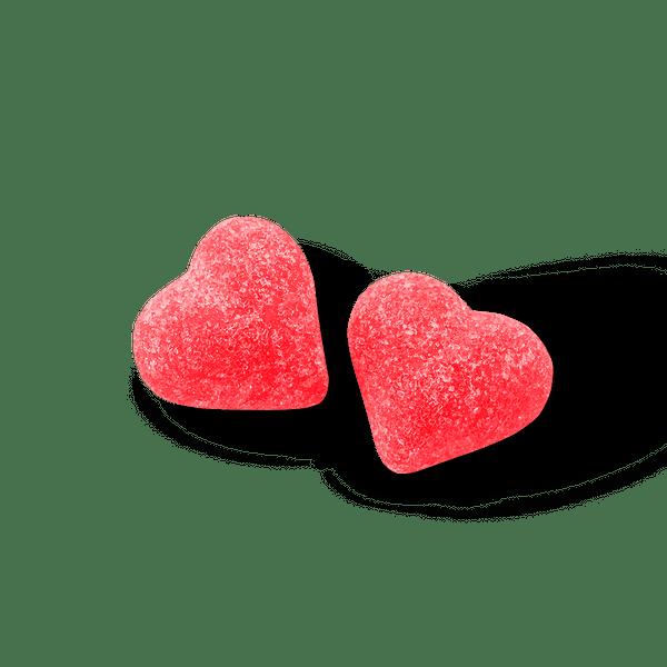 bala-de-goma-mini-coracao-vermelho