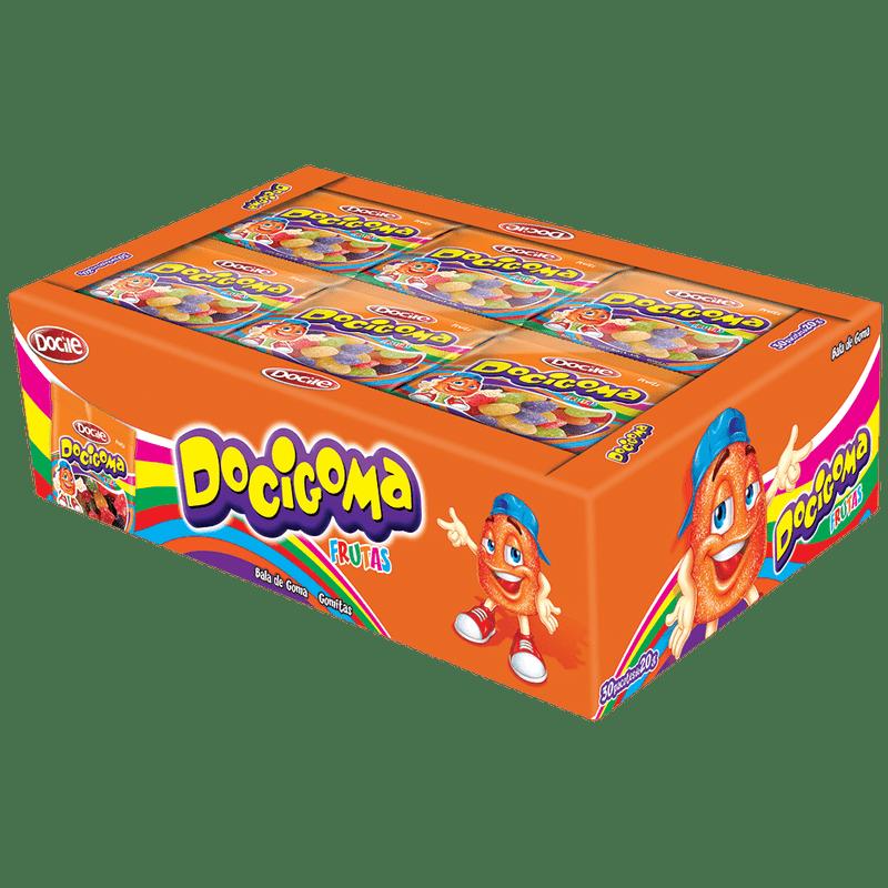 bala-de-goma-mini-sino-colorida
